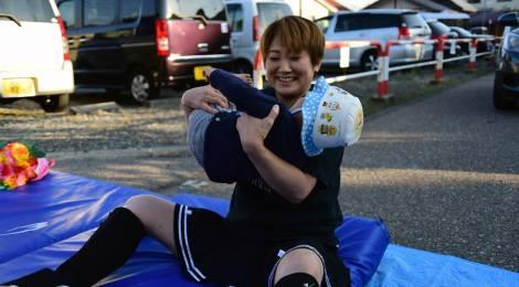 長野県善光寺大本願乳児院訪問ツアー「きらきら太陽プロジェクト長野大会」