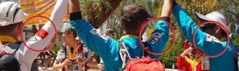 以前「サハラ砂漠を走りたい!」とご協力いただいた募金について。