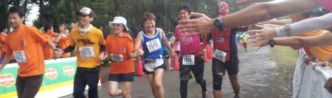 第13回24時間グリーンチャリティリレーマラソンin東京ゆめのしま参戦